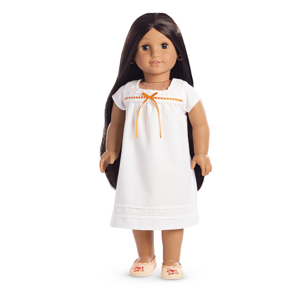 Look - Inspiration Inspirationfashion american girl doll josefina video