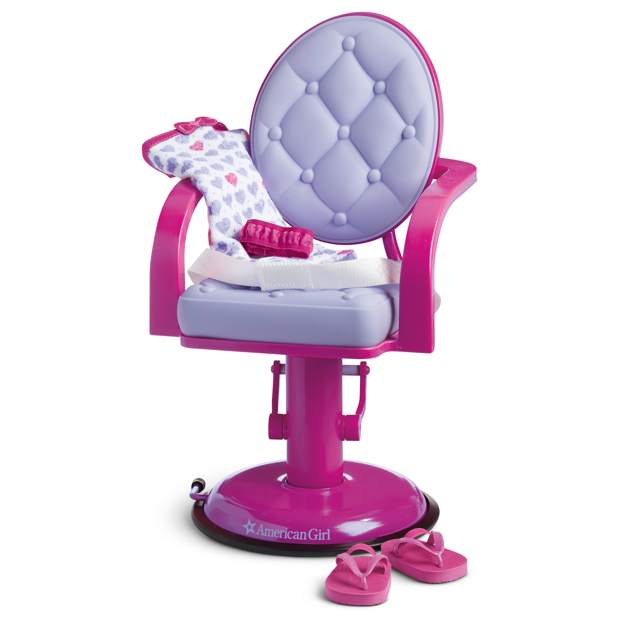 Salon Chair and Wrap Set American Girl Wiki FANDOM powered by Wikia