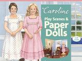 Caroline's Play Scenes and Paper Dolls