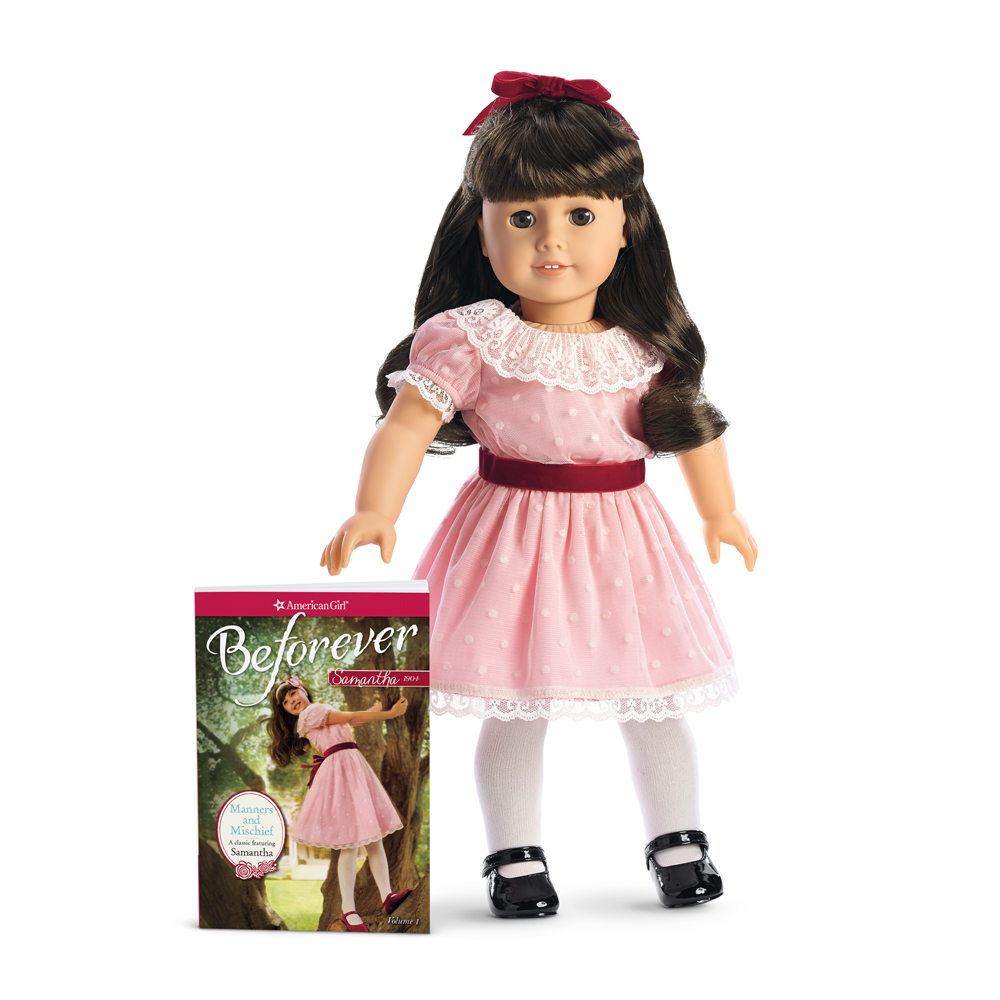 samantha parkington (doll) | american girl wiki | fandom powered
