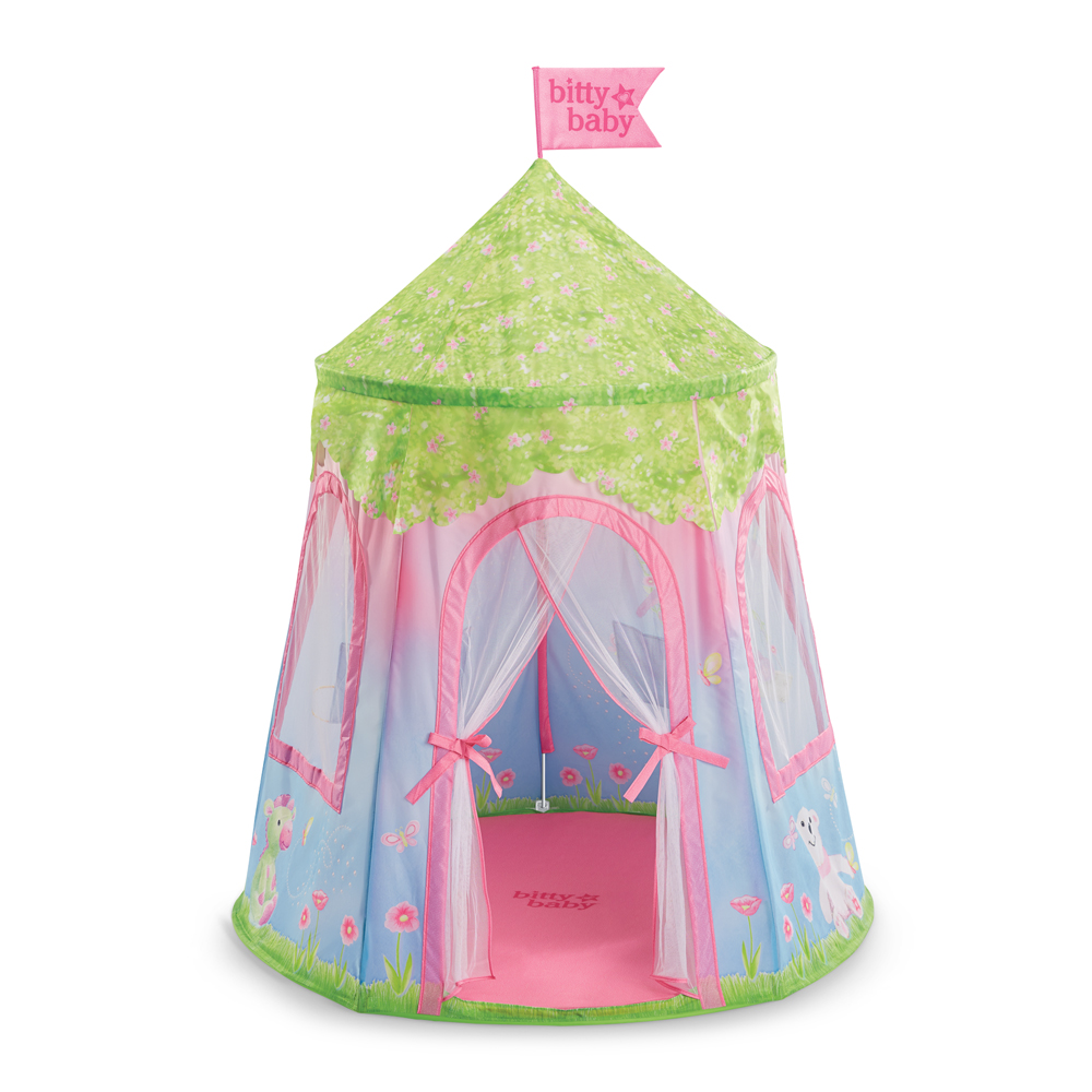 ImaginePlayTent.jpg  sc 1 st  American Girl Wiki - Fandom : girls playhouse tent - memphite.com