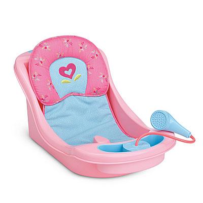 Baby S Bathtub American Girl Wiki Fandom Powered By Wikia