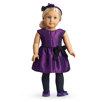 Purple Party Outfit American Girl Wiki Fandom Powered