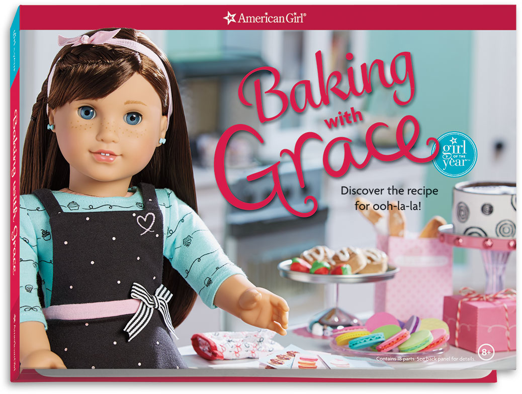 Baking With Grace  American Girl Wiki  Fandom Powered By Wikia-4369
