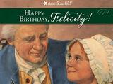 Happy Birthday, Felicity!