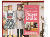 Samantha's Play Scenes and Paper Dolls