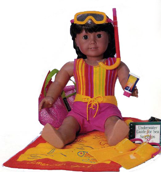 444124e2451 Swimming Outfit II | American Girl Wiki | FANDOM powered by Wikia