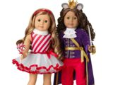 Nutcracker Mouse King and Land of the Sweets Outfit Set