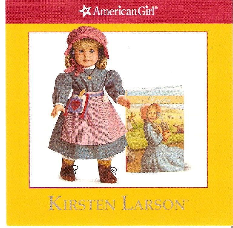 "/""Nécessités/"" Fashion Pattern for American Girl Dolls"