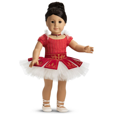 c50d64461 Ruby Ballet Outfit | American Girl Wiki | FANDOM powered by Wikia