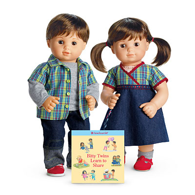 Bitty Twins American Girl Wiki Fandom Powered By Wikia
