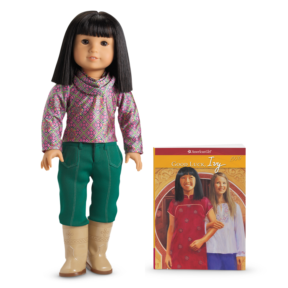 American Girl Doll Meet Ivy Outfit New