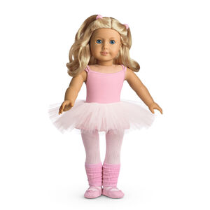 39cb2e336 The Ballet Outfit as seen on Just Like You 22. The Ballet Outfit is a My American  Girl ...