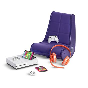 Xbox gaming set