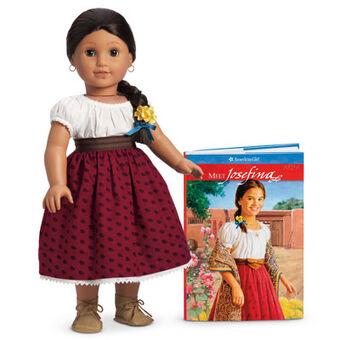 Josefina Montoya Mini Doll American Girl