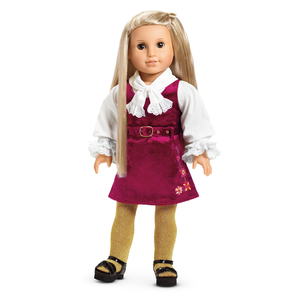 Julie Christmas.Julie S Christmas Outfit American Girl Wiki Fandom