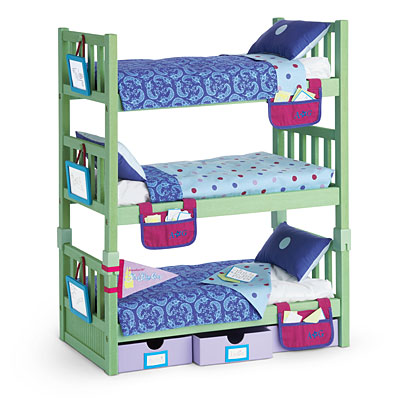 Camp Bunk Bed Set American Girl Wiki Fandom Powered By Wikia