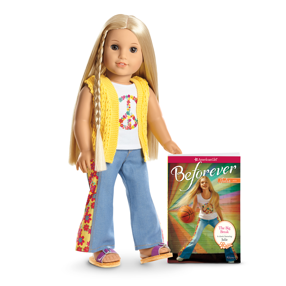 American girl julie meet accessories