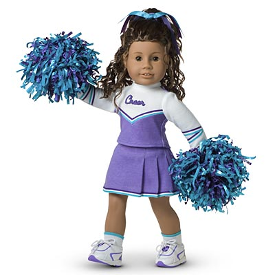 cheerleader outfit iv american girl wiki fandom powered by wikia