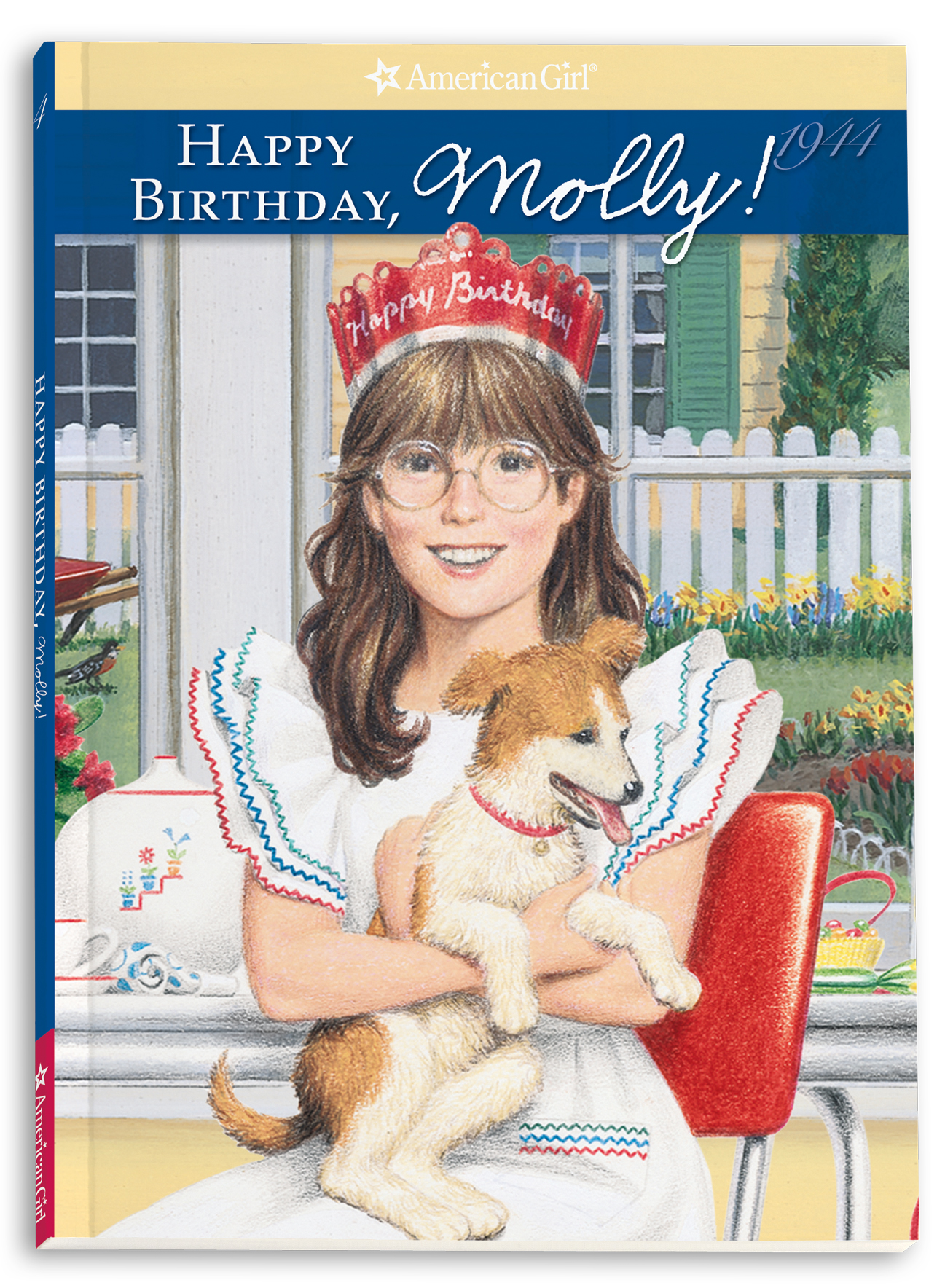Happy Birthday, Molly! | American Girl Wiki | FANDOM powered