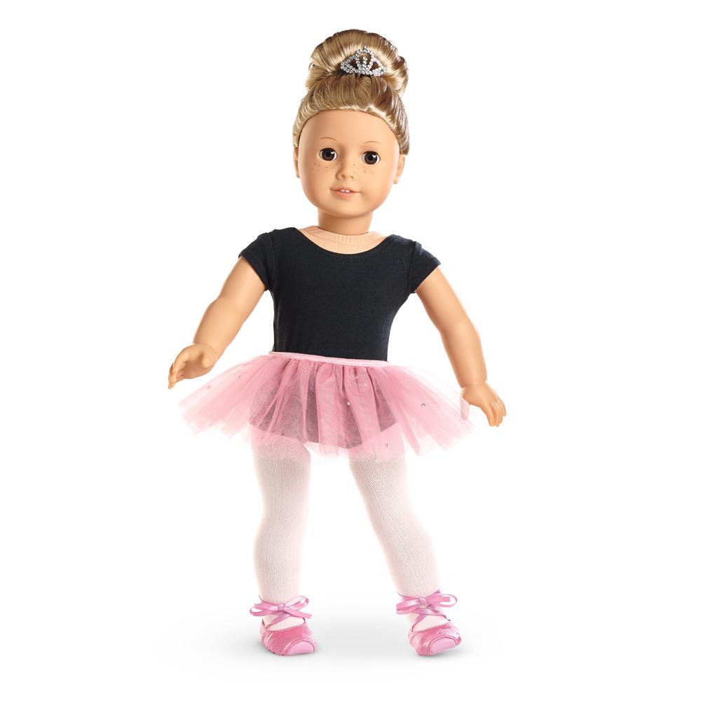 cf9191c49cdc2 Pretty Pink Tutu Set   American Girl Wiki   FANDOM powered by Wikia