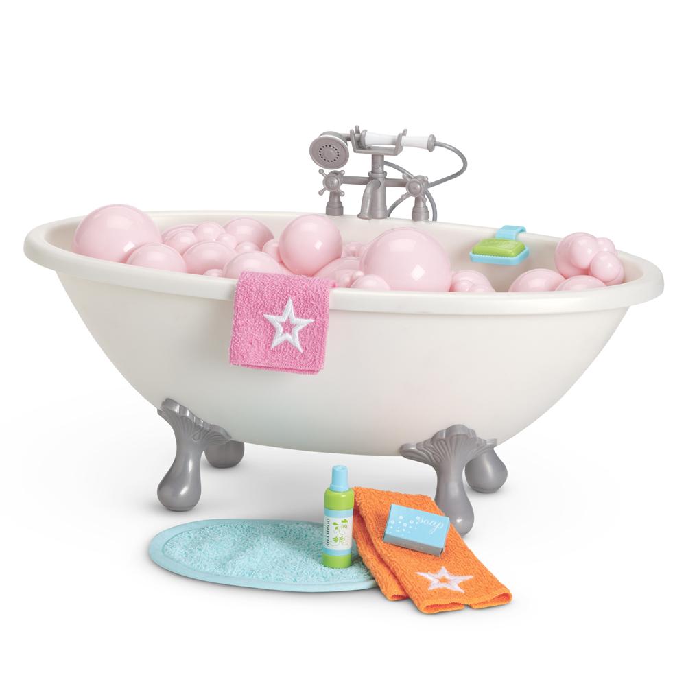 Bubble Bathtub   American Girl Wiki   FANDOM powered by Wikia