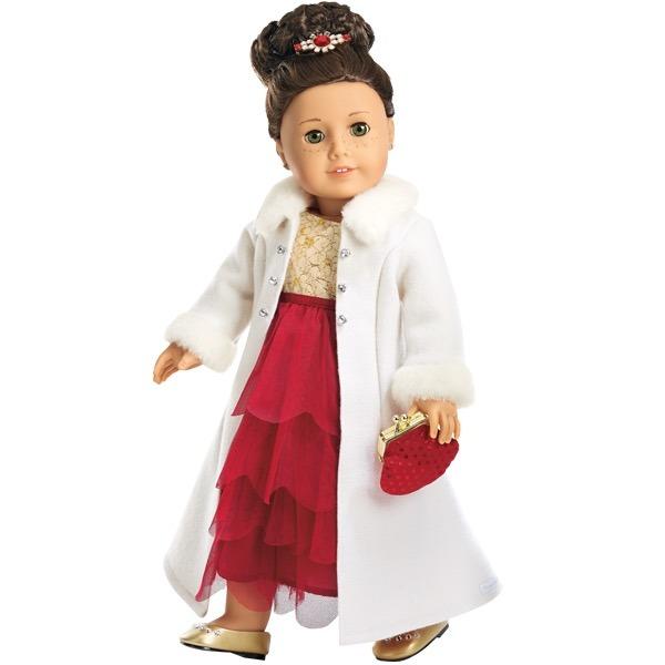 Ruby Ball Gown Set | American Girl Wiki | FANDOM powered by Wikia