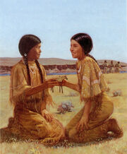 Kaya and the River Girl 1