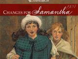 Changes for Samantha