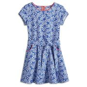 PrintCorduroyDress kids