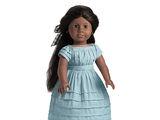 Addy's Blue Dress