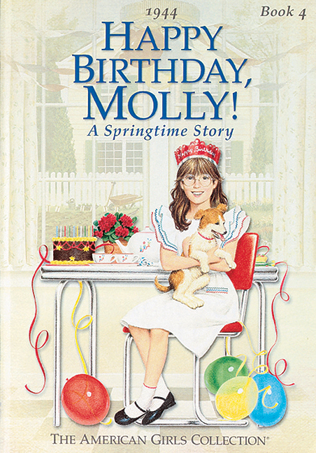 Image result for happy birthday molly american girl