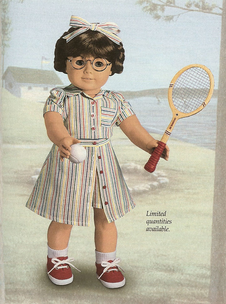 81fb5d753f08c Molly's Tennis Outfit | American Girl Wiki | FANDOM powered by Wikia