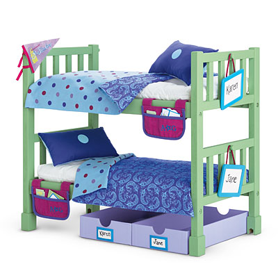Camp Bunk Bed Set | American Girl Wiki | FANDOM powered by Wikia