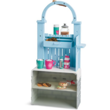 WellieWishers Cozy Up Cocoa Stand Back