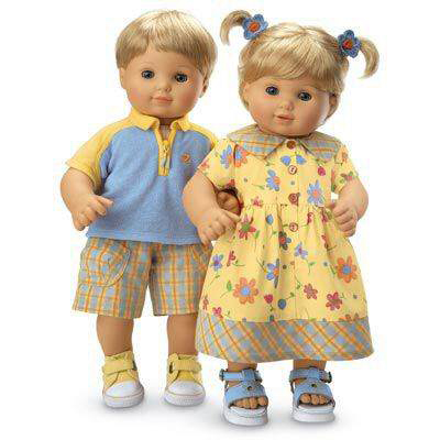 bbcc7c5fc62db Bitty Twins Sunny Day Outfits | American Girl Wiki | FANDOM powered ...