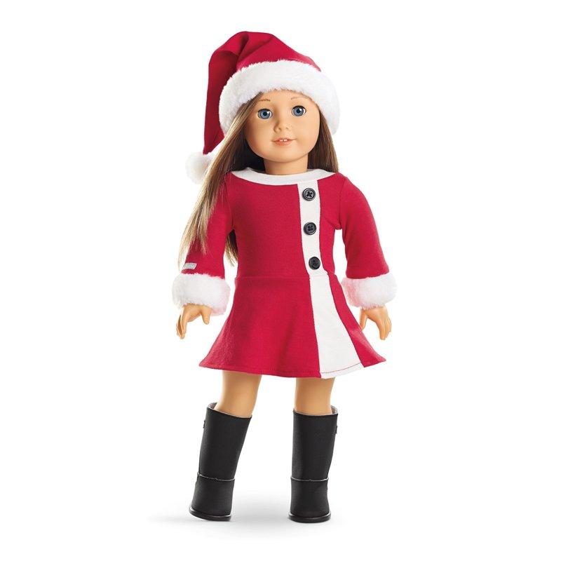 Santa Dress | American Girl Wiki | FANDOM powered by Wikia