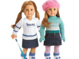 Mia's Two-in-One Skate Outfit