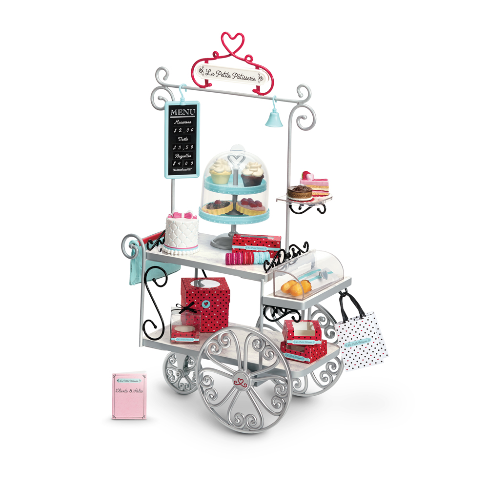Grace S Pastry Cart American Girl Wiki Fandom Powered By Wikia