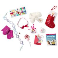 CountdownToChristmasSet contents