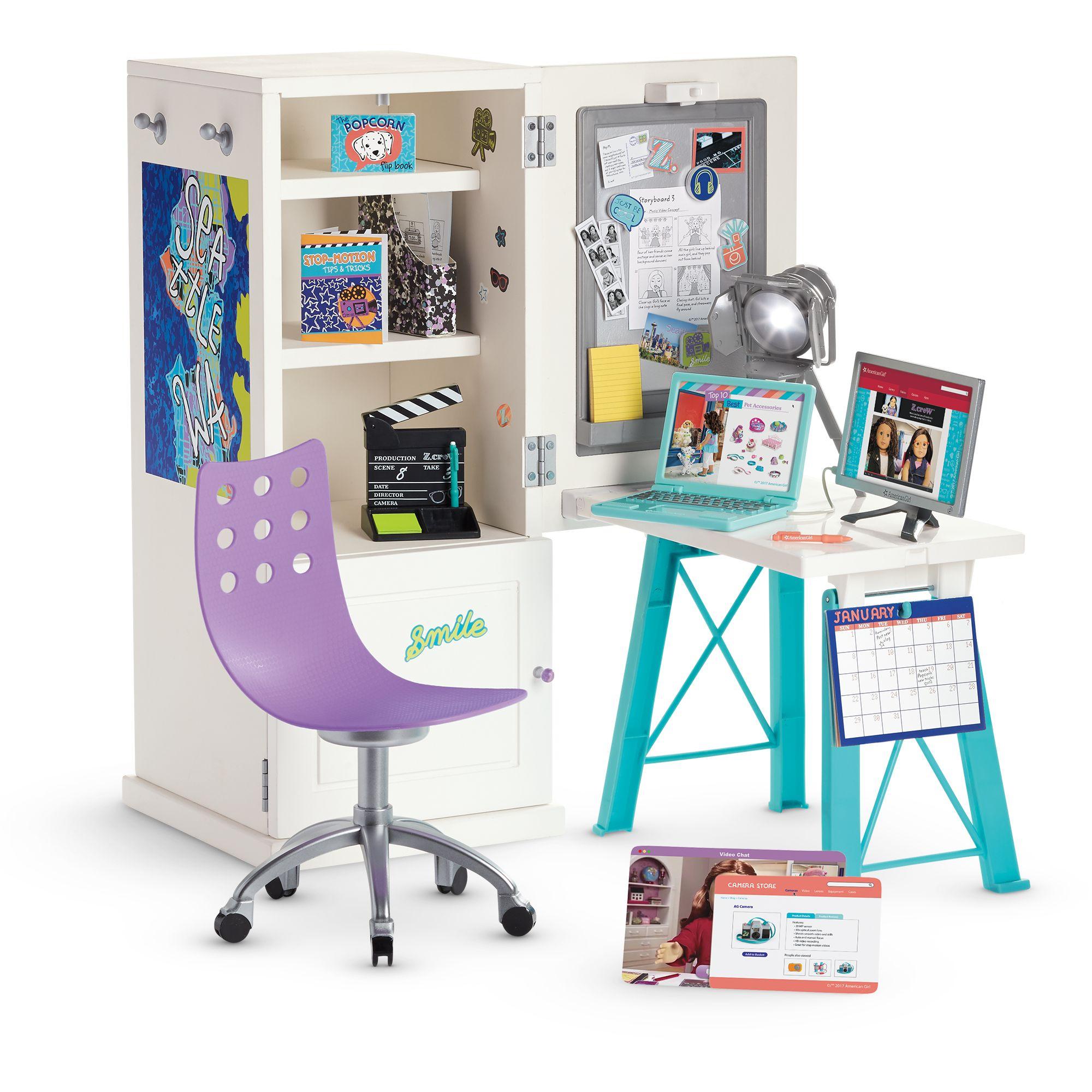 girls desk furniture. Z\u0027s Desk Set. Girls Desk Furniture F