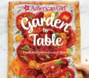 American Girl Garden to Table (Williams-Sonoma)
