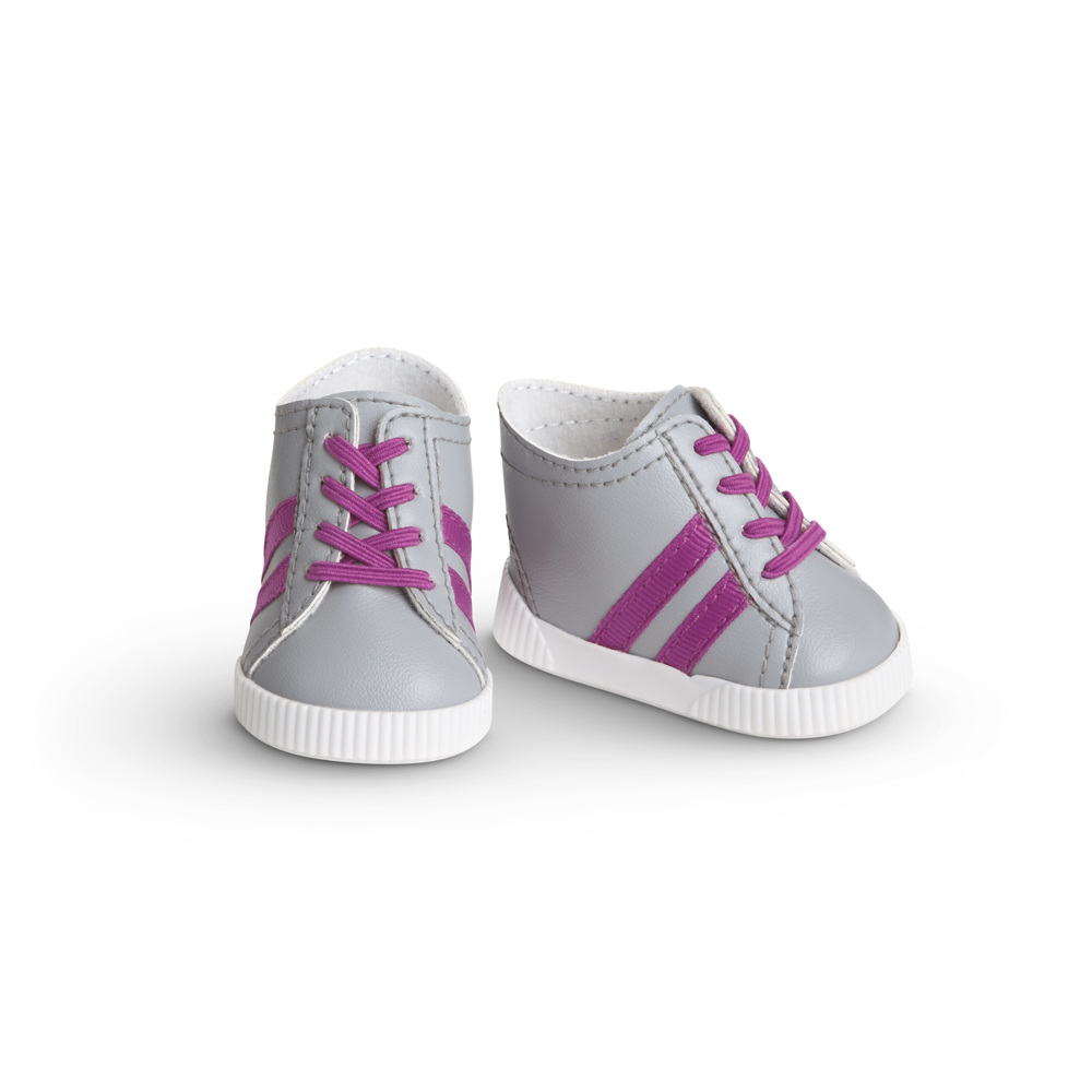 the best attitude 202d9 55bb9 Striped Sneakers | American Girl Wiki | FANDOM powered by Wikia