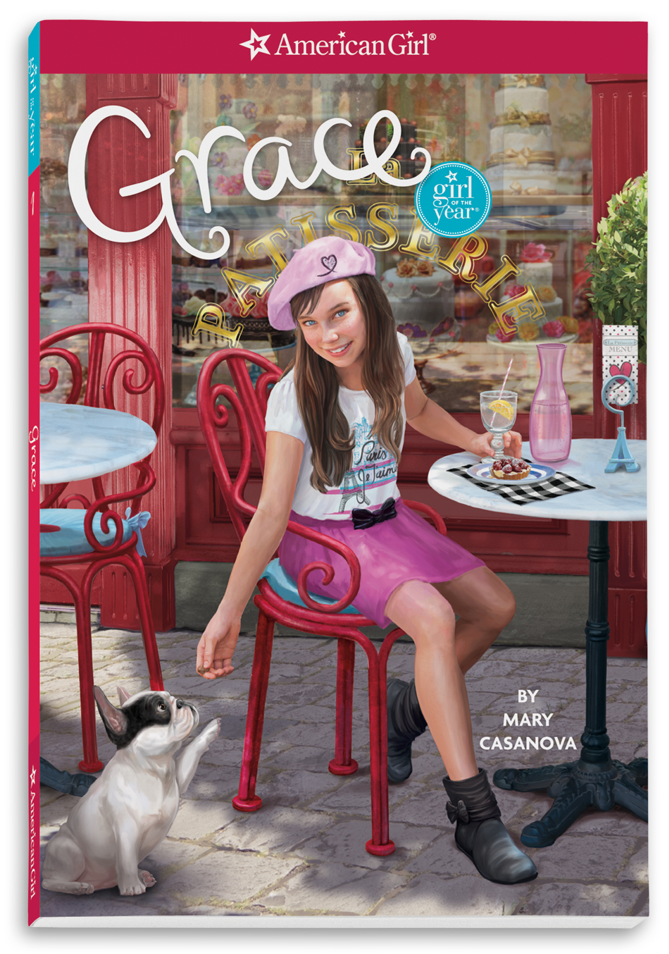 Grace Book  American Girl Wiki  Fandom Powered By Wikia-8526
