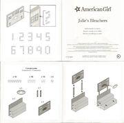 Juliesbleachersinstructions