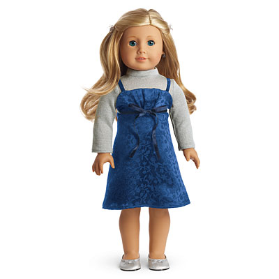 Sapphire Party Outfit | American Girl Wiki | FANDOM powered by Wikia