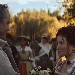 Свадьба с Джоном Ричардсоном