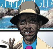 AG Comic Anansi Face