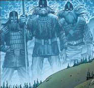 AG Comic Viking Gods arrival