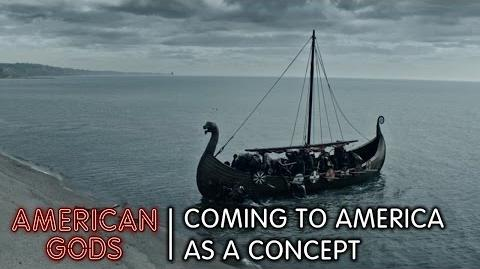 Neil Gaiman- What is Coming to America? - American Gods